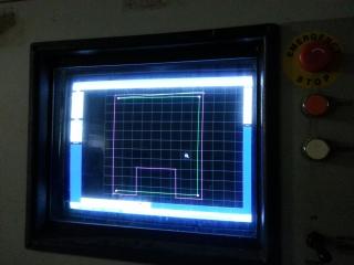 Waterjet CAM layout