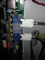 HRRU Fiber Connections
